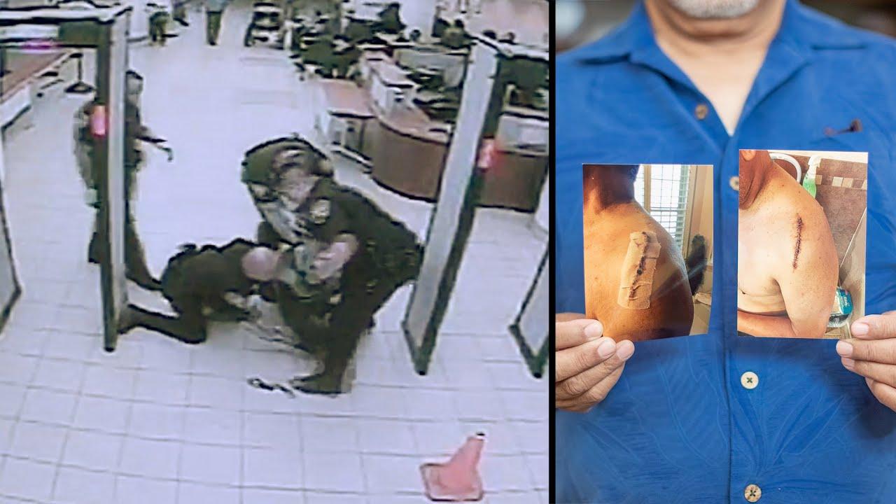 Download Vietnam Vet Beaten by Police in Unprovoked Assault at VA Hospital