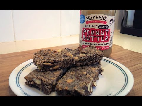 How to make Low Carb Peanut Butter Breakfast Bars