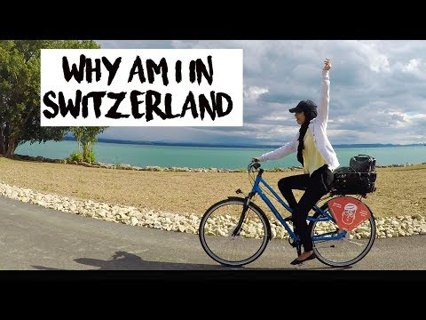 WHY AM I IN SWITZERLAND | UNINE