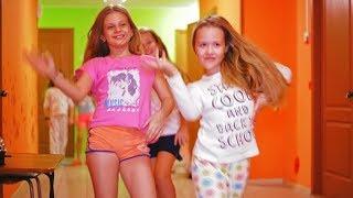 Дети-танцоры. Клип про тусовку в другом городе
