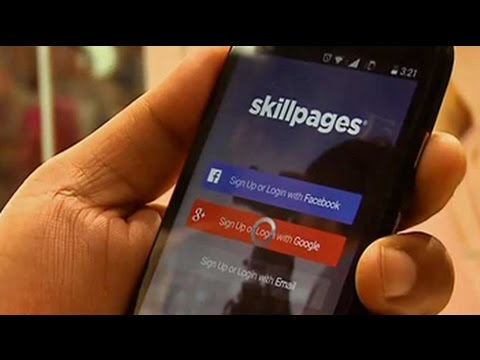 Super resume builder and SkillPages app reviews - YouTube