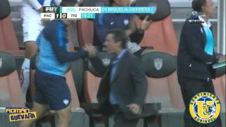 Pachuca vs Tigres 2-1 Jornada 2 Apertura 2013 Liga MX HD [27-07-13]