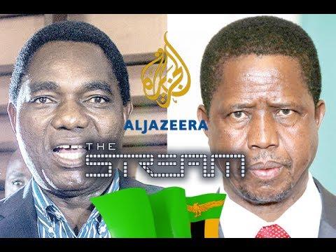 Al Jazeera The Stream: Is Zambia's Democracy in danger?