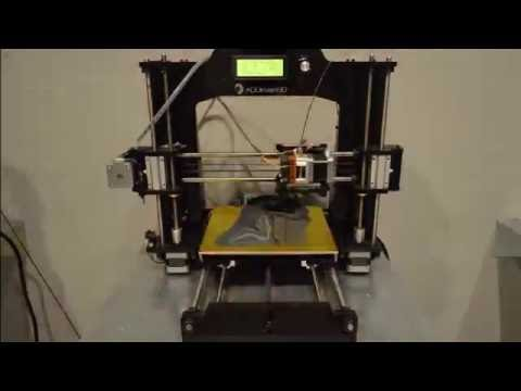 3d deadpool timelapse 3D Printers Greece
