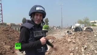 Иллюзия прозрачности  как иракские военные контролируют работу журналистов в Мосуле