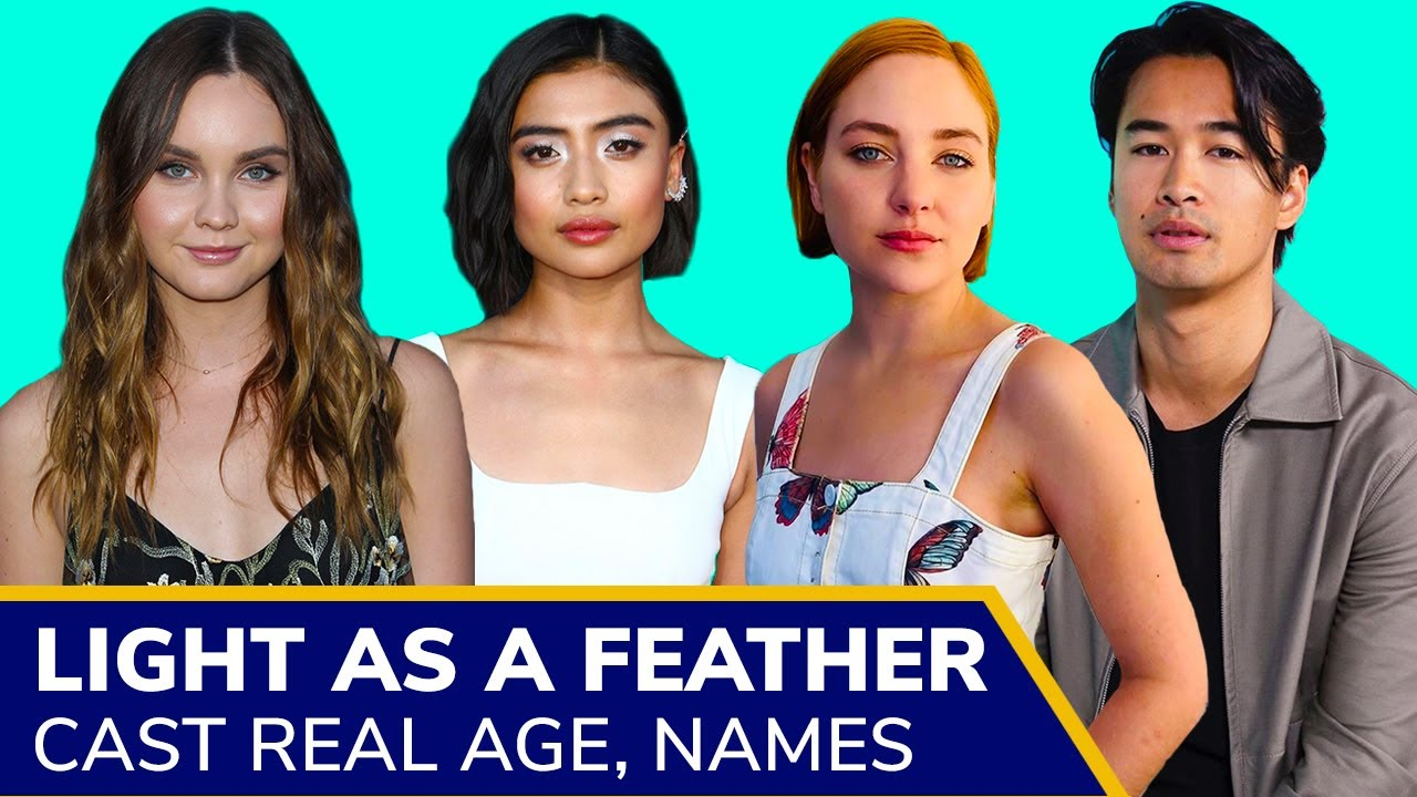 Download Light as a Feather Cast Real Age, Names and Personal Facts (Hulu, Seasons 1-2)