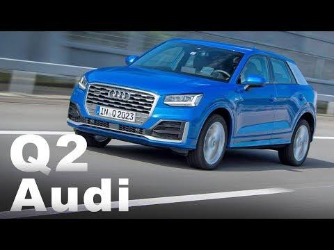 Q系新成員 靈巧中見沉穩 Audi Q2|海外試駕