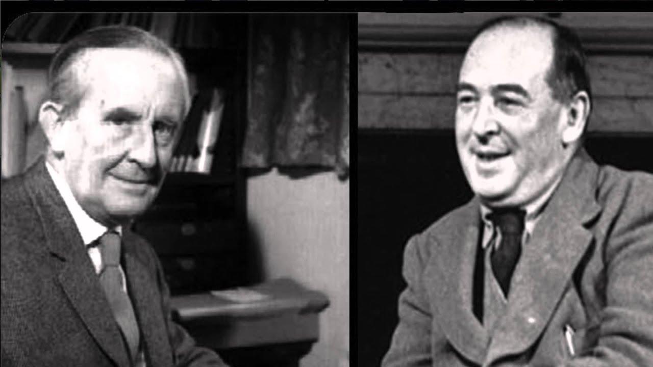 J.R.R. Tolkien; C.S. Lewis