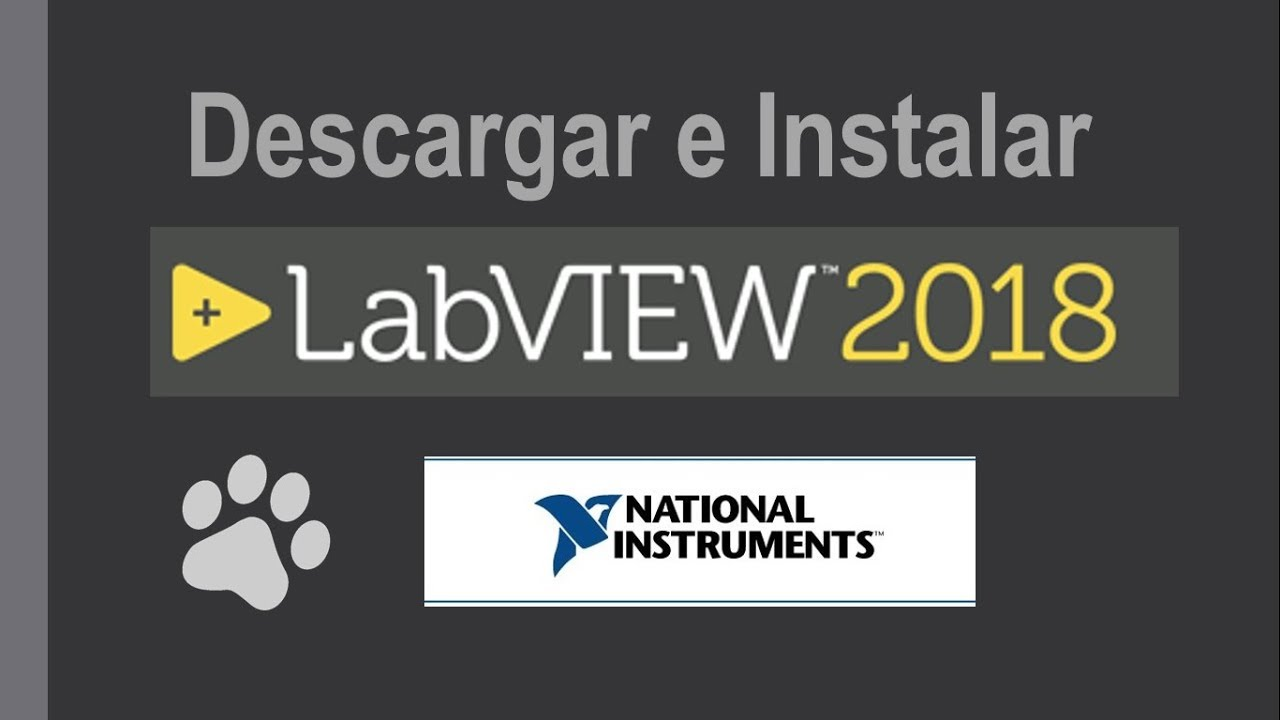 Download LabVIEW 2018