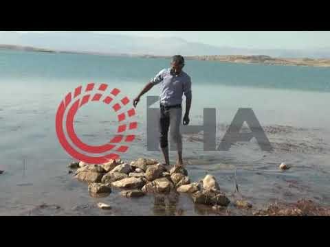 Tarihi Yapı Baraj Suları çekilince Ortaya çıktı   İhlas Habe