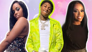 NBA Youngboy Told His GF CeeCee 2️⃣ Put The Paws On Money Yaya & Her Bestie