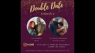 #DOUBLEDATE avec le couple MONDÉSIR