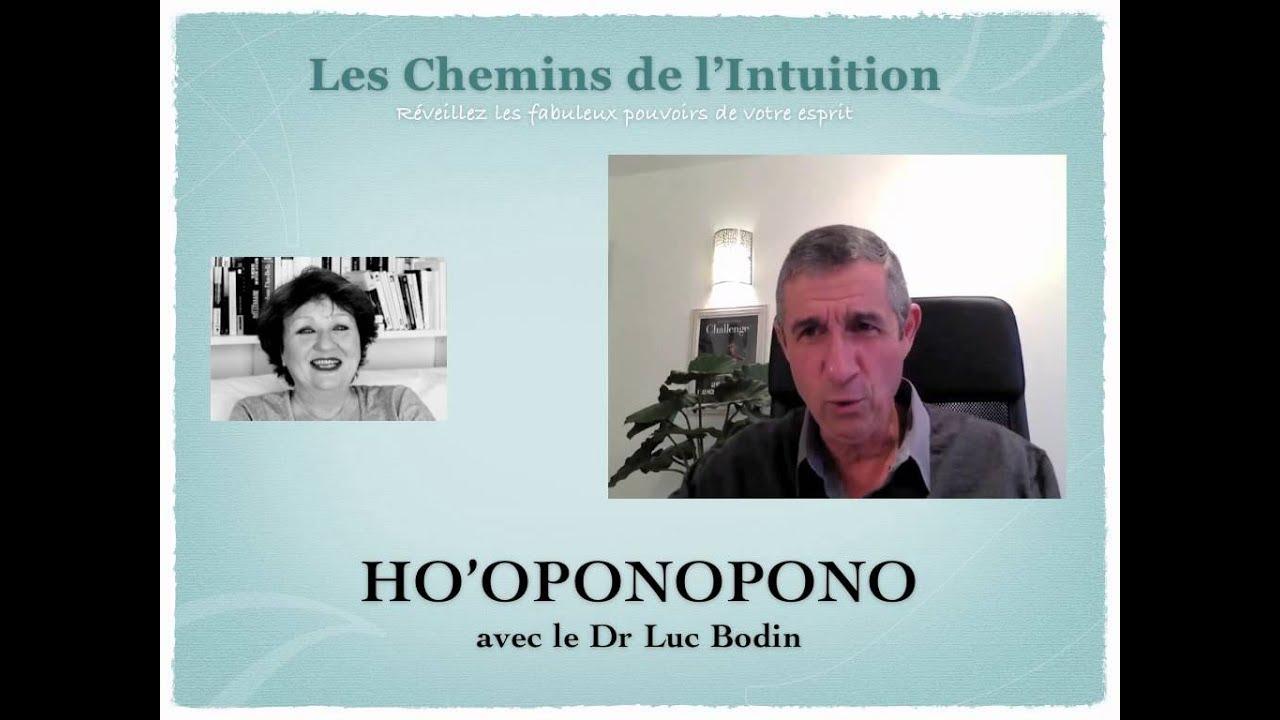 le Dr. luc bodin nous parle de ho'oponopono #1