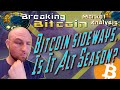 Breaking Bitcoin Market Update - Bitcoin Lists as Altcoins Begin Their Movements - Live Analysis