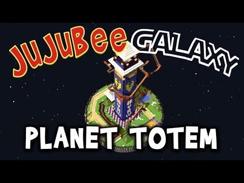 PLANET TOTEM ★ Minecraft ★ Jujubee Galaxy