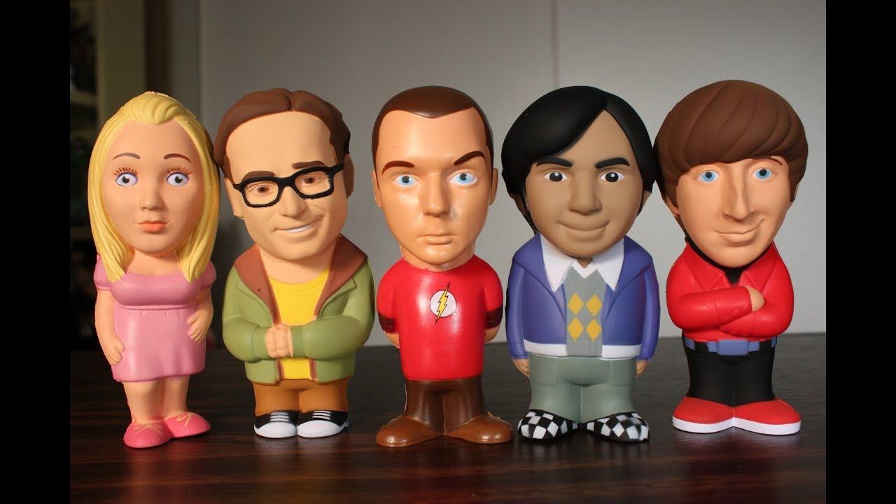 Raj Stress Doll The Big Bang Theory