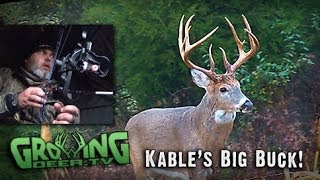 Bow Hunting The Rut! Tagging A BIG Indiana Buck!