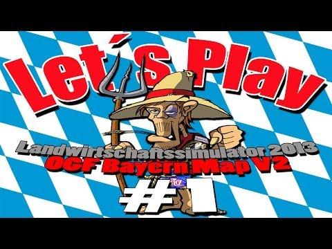 ★ Let's Play LS13 ★ - OGF Bayern Map V2 - #01 Mein erster Arbeitstag