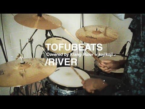 tofubeats - river : drum cover
