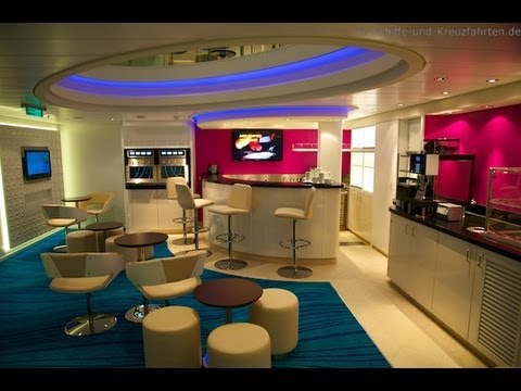 Norwegian Breakaway Studio Lounge Singletreff Youtube