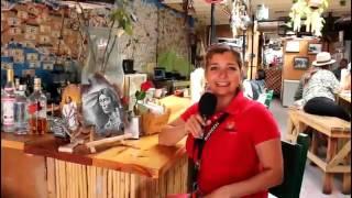 Ensenada Toppless Express con Mariana Hammann