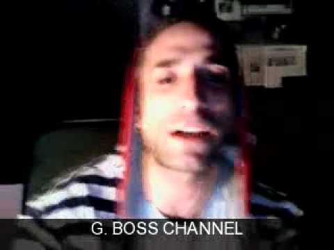Kaos Wacko saluta G. Boss Channel .wmv