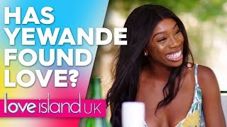 Chemistry sizzles between Yewande and Danny | Love Island UK 2019