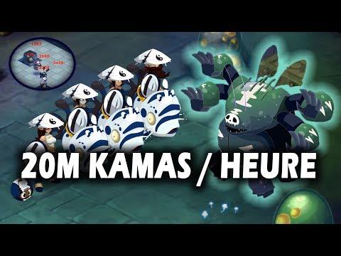 [DOFUS] Gryfox - Farm Toxoliath 2.45 : 20M Kamas / Heure