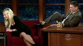 Chelsea Handler on Craig Ferguson (January 2012) [HD]