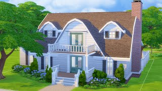 How To Build A Good House In The Sims 4 (tutorial)