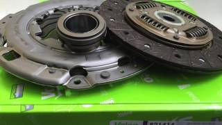 Комплект сцепления Valeo 821414 на Daewoo Lanos 1.6 Nubira 1.6