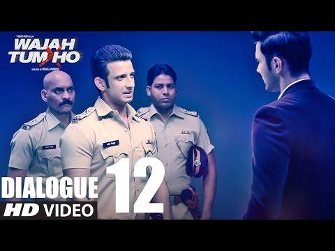 Wajah Tum Ho:Dialogue PROMO 12   Sana, Sharman, Gurmeet   Vishal Pandya