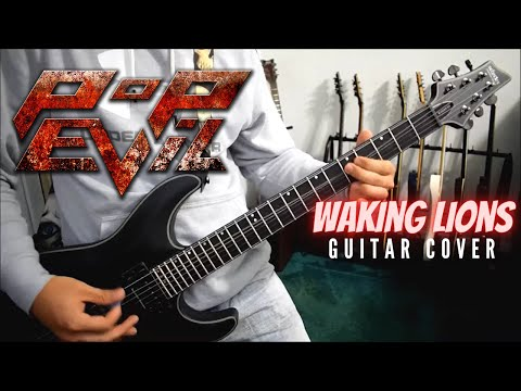 Pop Evil - Waking Lions (Guitar Cover)