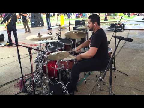 Harry Aziz (Drummer) With Lefthanded Cover Musibah-Sweet Ch