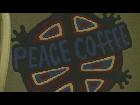 DeRusha Eats: Peace Coffee Image