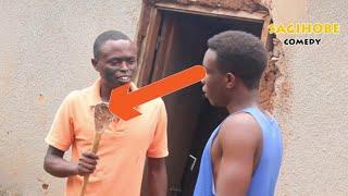Sagihobe comedy: iyo zakwakiye/ inyatsi y'inkecuru_ part 1