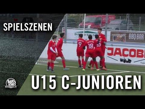 Spvgg 03 Neu-Isenburg - TS Ober-Roden (U15 C-Junioren, Finale, Mohr-Smile-Cup 2016) - Spielszenen