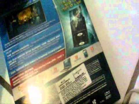 Unboxing Harry Potter And The Deathly Hallows Parte 1