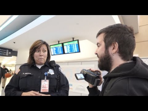 The TSA Meets Independent Media - Opt Out And Film Week