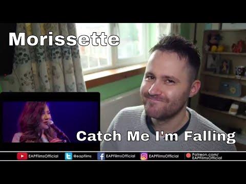 Morissette - Catch Me I'm Falling | REACTION