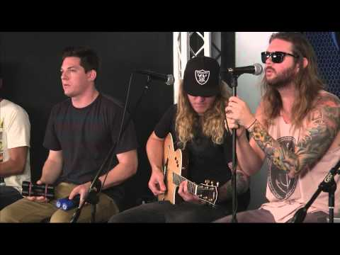 Dirty Heads - Spread Too Thin (97X Green Room).mpg