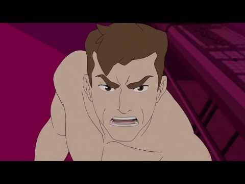 Bruce Banner turns into the Hulk - Marvel's Spider-Man
