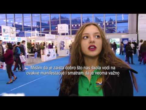 61. Međunarodni beogradski sajam knjiga / 61st International Book Fair in Belgrade