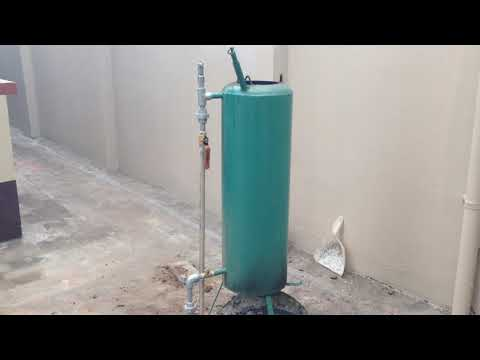Wood Fired Water Heater Homemade