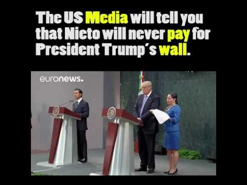 U.S. Media Ignore Mexican President's Ties to Drug Cartels