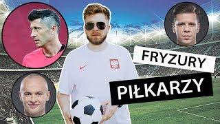 FRYZURY POLSKICH PIŁKARZY -Lewandowski, Szczęsny, Piszczek + ROZDANIE!