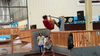 Mark Sergi | Double Fastplant Frontflip Attempts!