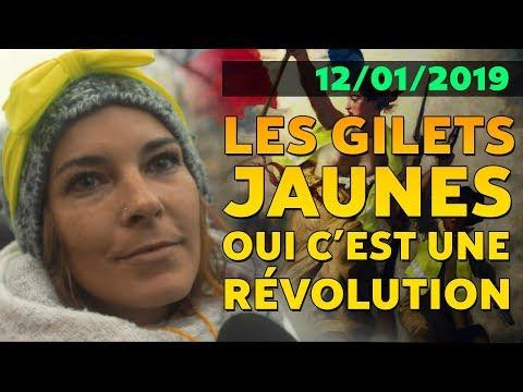 🔥 [ENG] RÉVOLUTION ! LES GILETS JAUNES - 12/01/2019 (with English subtitles)