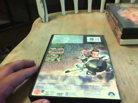Superhero Interactive Movie Review: Jimmy Neutron - Boy Genius