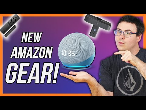 BRAND NEW Amazon Echo, Echo Show, Fire TV, and Ring Devices!
